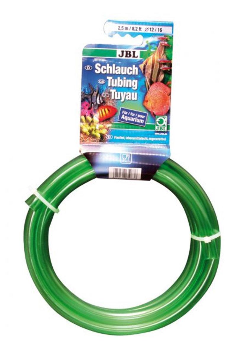 Шланг JBL Aquaschlauch GRUN, цвет: зеленый 12/16 мм, 2,5 м0120710JBL Aquaschlauch GRUN 12/16 - Шланг зеленый 12/16 мм., 2,5 метра