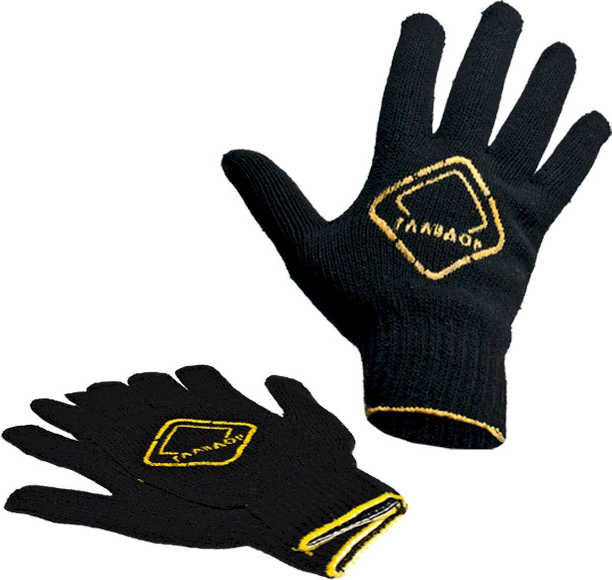 """Перчатки защитные """"Главдор"""", цвет: черный. GL-47"""