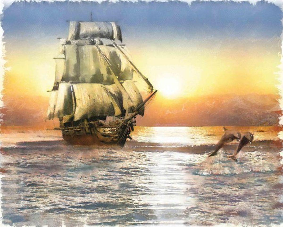 Панно декоративное Твоя Планета Морской странник, 315 х 254 см4607161054253