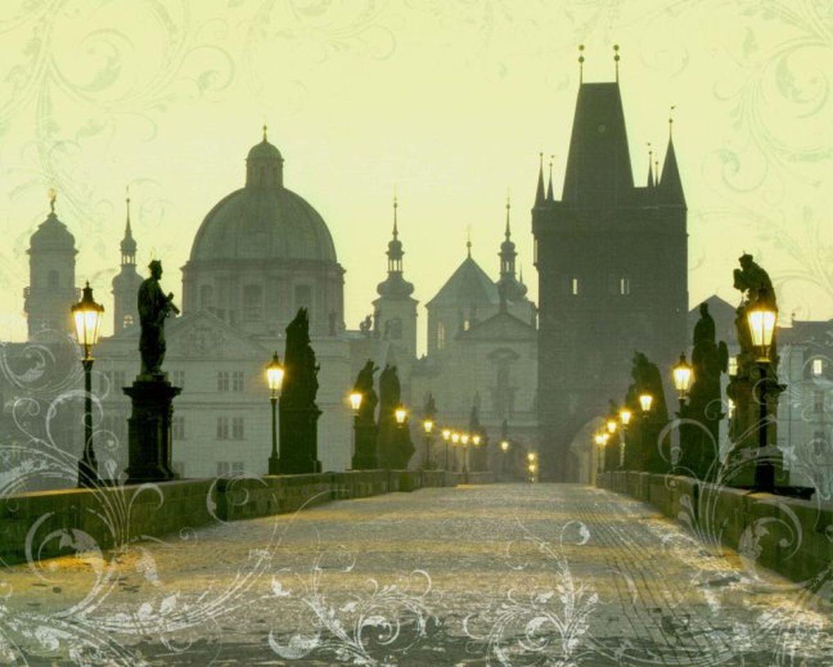 Панно декоративное Твоя Планета Карлов мост, 315 х 254 см4607161054062