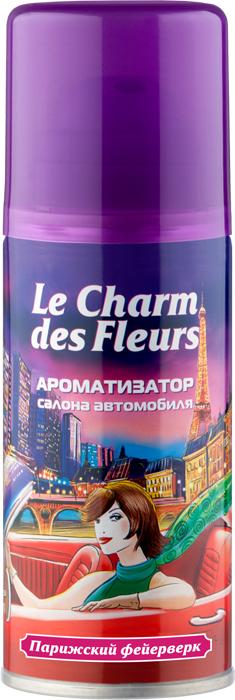 Ароматизатор автомобильный ASTROhim Парижский фейерверк, аэрозоль, 140 млАс-1017Автомобильный ароматизатор Парижский фейерверк предназначен для истинных ценителей необычных фантазийных ароматов. Ароматизатор обладает свойствами абсорбции (поглощения) запахов поддержанного автомобиля, который формируется годами за счет естественных процессов старения машины и впитывания запахов выхлопных газов, технических жидкостей, табака, домашних питомцев и использованных ранее дезодорантов. Способ применения: Перед использованием энергично встряхните баллон в течение 1-2 мин. Распылите содержимое флакона в салоне автомобиля с расстояния 15-20 см под сидения или на коврики. Товар сертифицирован.