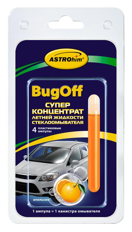 Суперконцентрат летней жидкости стеклоомывателя Astrohim BugOff. Апельсин. АС-4118АС-4118Суперконцентрат летней жидкости стеклоомывателя Astrohim Ас-4118 BugOff апельсин