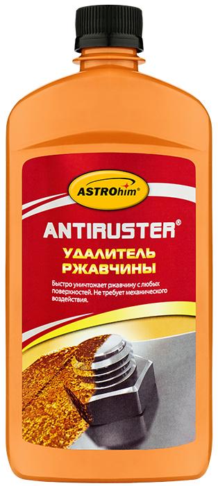 Удалитель ржавчины Astrohim Antiruster, 500 мл. АС-476АС-476Удалитель ржавчины Astrohim Ас-476 ANTIRUSTER, 500 мл