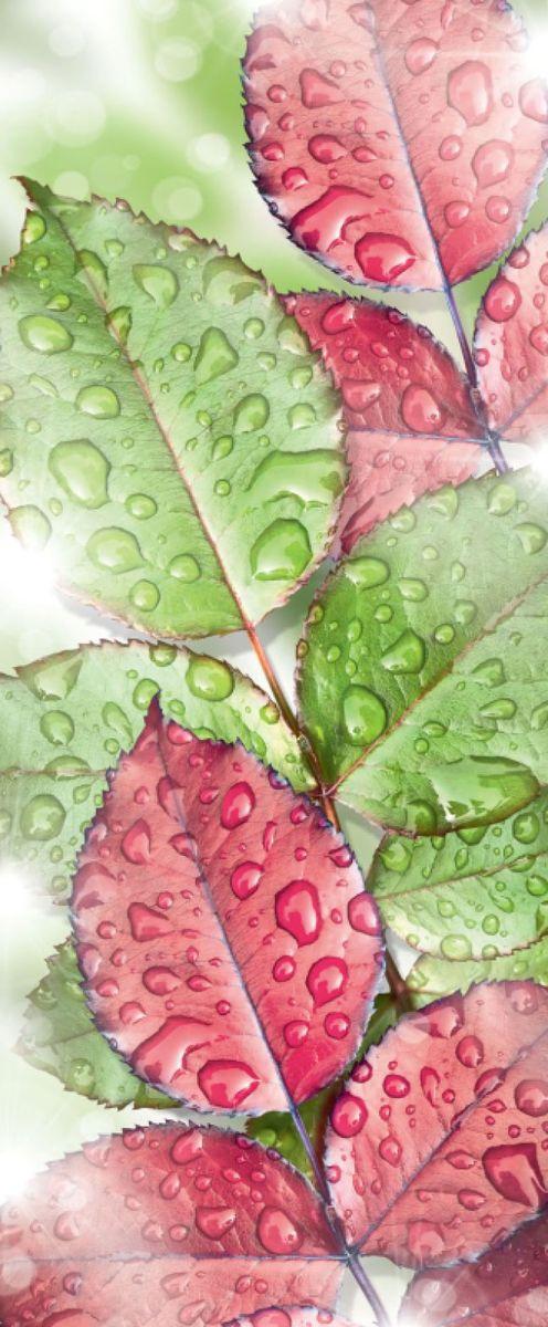 Панно декоративное Твоя Планета Свежесть листвы, 105 х 254 см4607161054536