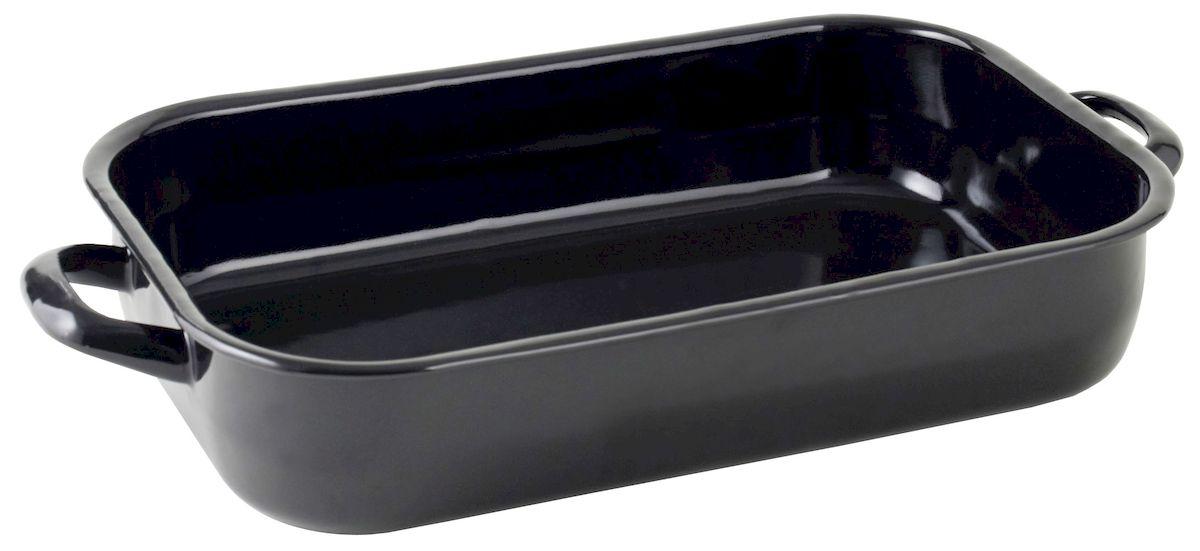 Жаровня Axentia, 32 х 21 см220421Жаровня Axentia изготовлена из стали с эмалированным высокопрочным покрытием. Изделие оптимальной теплопроводности предназначено для жарки и выпечки. Жаровня оснащена удобными ручками. Можно мыть в посудомоечной машине. Высота стенки: 5,5 см.
