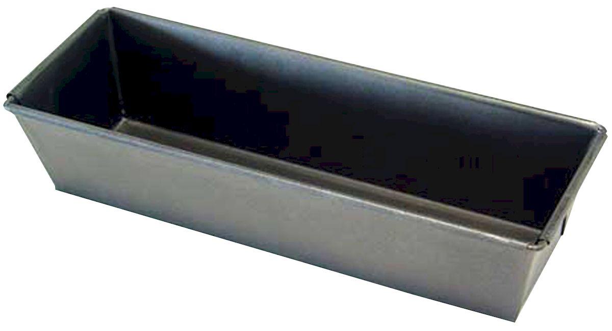 Форма для выпечки тортов и кексов Top Star, 30х11 см. 253800253800Форма для выпечки кексов Top Star, стальная с антипригарным покрытием, прямоугольная, размер 30 х 11 см.