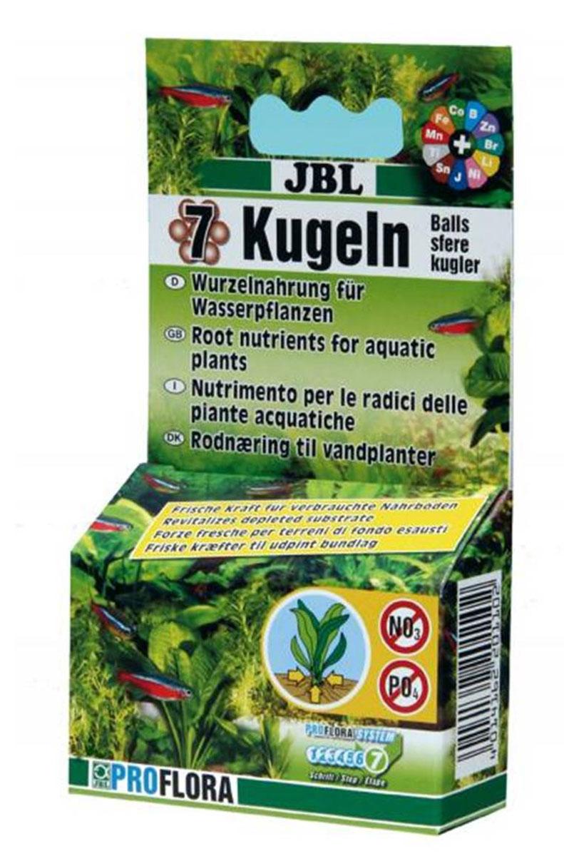 JBL Die 7 Kugeln 7 шариков с удобрениями для корней растений0120710JBL Die 7 Kugeln - 7 шариков с удобрениями для корней растений