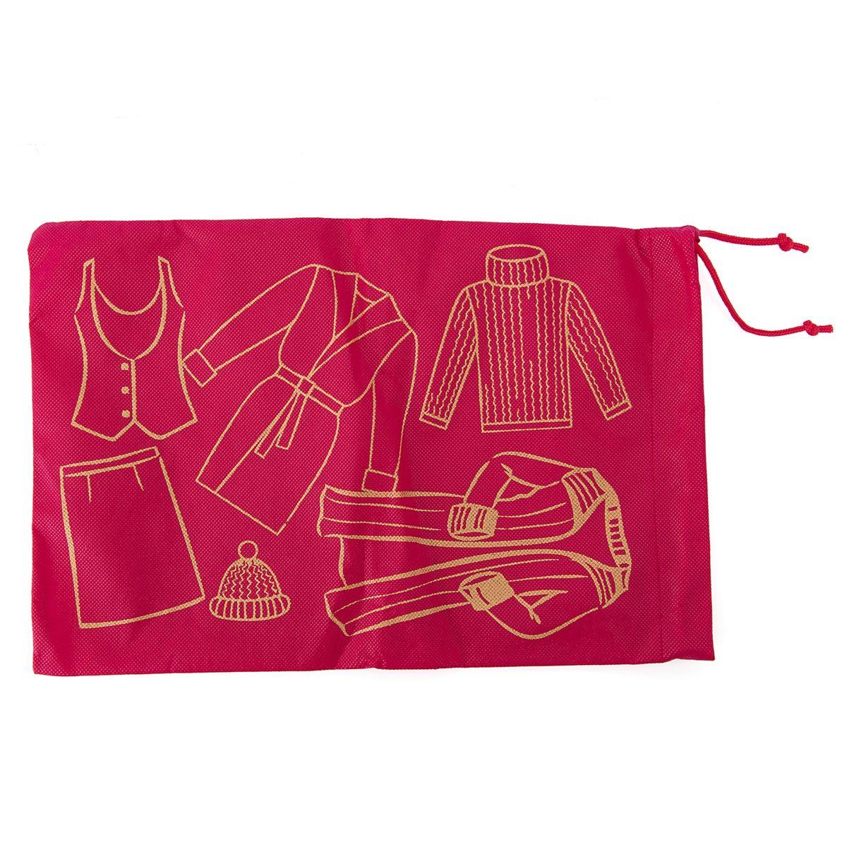 Органайзер для вещей Homsu Lady in Red, 45 х 30 смSS 4041Удобный органайзер для хранения и перевозки вещей. Изготовлен из высококачественного материала, поможет полноценно сберечь вашу одежду, как в домашнем хранении, так и во время транспортировки. Размер изделия:45x30см.