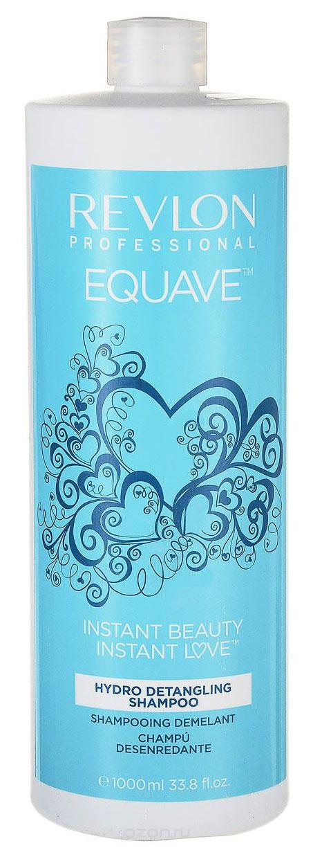 Revlon Professional Equave Шампунь, облегчающий расчесывание волос Instant Beauty Hydro Nutritive Detangling 750 мл7203682000Шампунь, облегчающий расчесывание волос уменьшает спутанность, обладает восстановительным, укрепляющим эффектом. Препятствует возникновению сухости и придает волосам здоровый блеск и красоту. Специалисты компании Revlon создали для ослабленных, ломких, поврежденных и путающихся волос шампунь Hydro Detangling Shampoo с повышенным содержанием кератина. Этот шампунь создан на базе новых разработок компании и значительно облегчает процедуру расчесывания и укладки волос. Вы испытаете восхитительное ощущение легкости и чистоты! Шампунь мягко и глубоко очищает и кондиционирует волосы, укрепляет их и оздоравливает. Благодаря кератиновому питанию они становятся мягкими и прочными, здоровыми и сияющими.