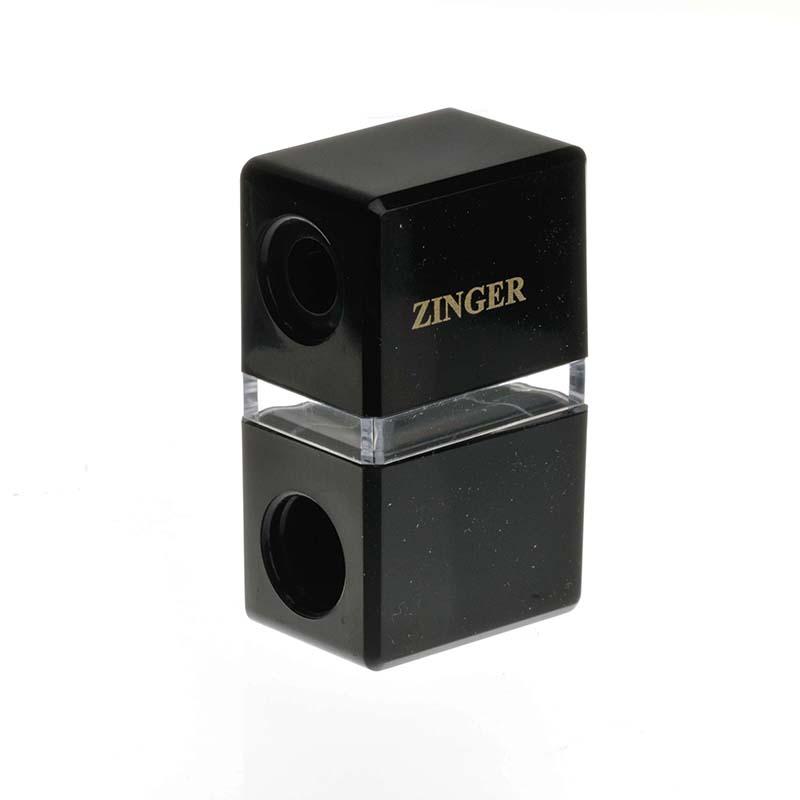 Zinger Точилка двойная zo-SH-24