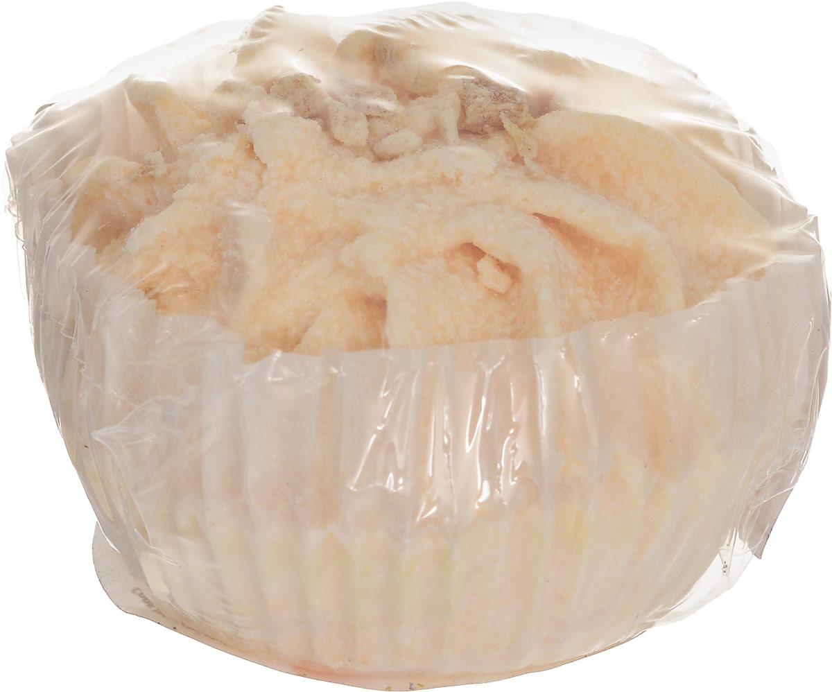 Мыловаров Десерт для ванны Фруктовая ваза, 50 грБ63003 мятаЭтот восхитительный десерт для ванны с освежающим ароматом свежих фруктов смягчает воду, предотвращая появление ощущения сухости, а также питает и увлажняет кожу, возвращая ей упругость и свежесть. Натуральные масла ши и какао, постепенно растворяясь, насыщают омолаживающей энергией каждую клеточку кожи, придавая ей здоровое сияние. Регулярно используя этот десерт для ванны, вы предотвращаете преждевременное увядание и сохраняете гладкость и упругость кожных покровов.