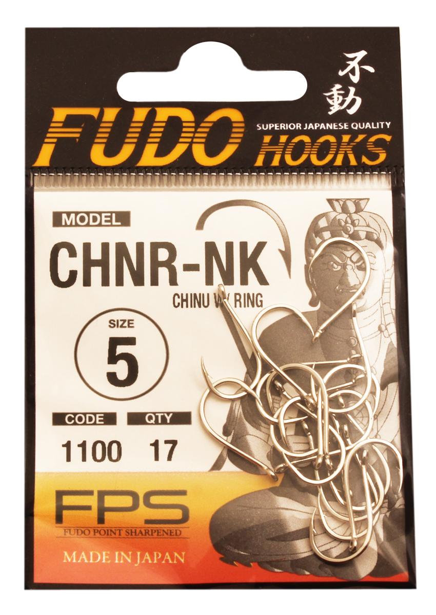 Крючок Fudo Chinu W/Ring, №5 NK (1100), 17 шт13718Рыболовные крючки FUDO, производства Японии, являют собой сочетание лучших материалов , лучших технологий и наилучших человеческих навыков. Основными характеристиками крючков являются : 1 ) оптимальная форма -с точки зрения максимального улова. 2) Экстремальный заточка крюка , которая сохраняется при длительной ловле. 3) Отличная эластичность, что позволяет им противостоять деформации. 4) Общая коррозионная стойкость в процессе производства , благодаря нескольким патентам в области металлургии и производства техники. Сталь с управляемым содержания углерода -это те материалы, которые применяются в производстве крючков. Эти материалы, в виде калиброванной проволоки ,изготавливаются исключительно для инжиниринговой службы FUDO . После чего, крючок подвергается двум различным методом для заточки : механическим и химическим. Во время заточки, уровень остроты контролируется онлайн , что в итоге приводит к идеальному повторению всей серии. Прочность крючка реализуется через печи , где...