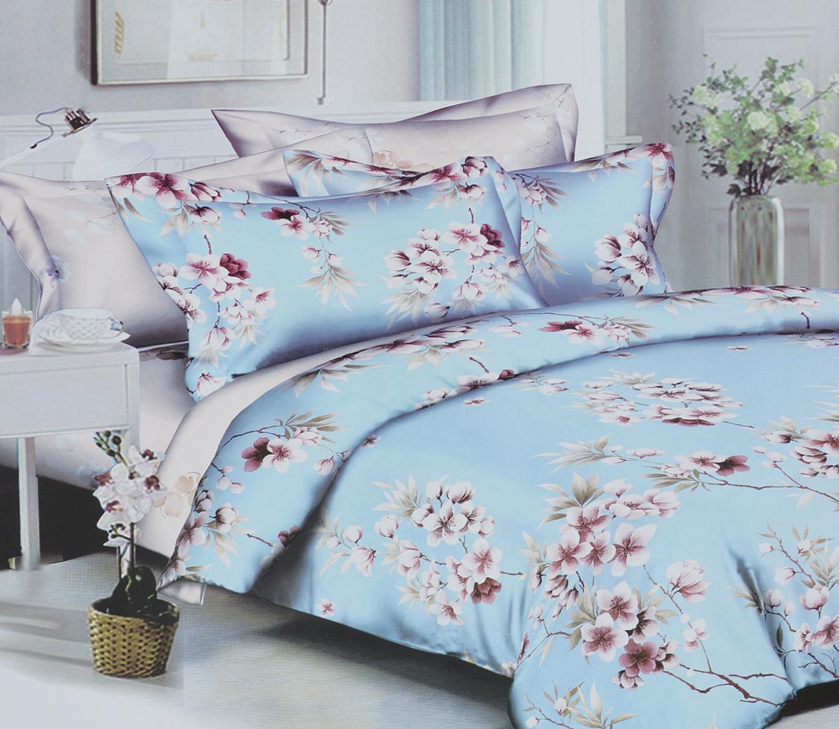 Комплект белья Primavera Classic Полевые цветы, 1,5-спальный, наволочки 70х7088772Комплект постельного белья Primavera Classic Полевые цветы является экологически безопасным для всей семьи, так как выполнен из высококачественного сатина (100% хлопка). Комплект состоит из пододеяльника на молнии, простыни и двух наволочек. Постельное белье оформлено ярким рисунком цветов и имеет изысканный внешний вид. Сатин - производится из высших сортов хлопка, а своим блеском и легкостью напоминает шелк. Постельное белье из сатина превращает жаркие летние ночи в прохладные и освежающие, а холодные зимние - в теплые и согревающие. Приобретая комплект постельного белья Primavera Classic Полевые цветы, вы можете быть уверенны в том, что покупка доставит вам и вашим близким удовольствие и подарит максимальный комфорт.