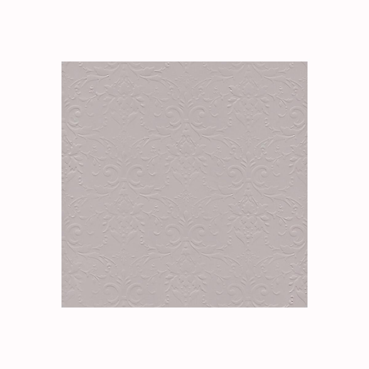 Бумага фактурная Лоза Дамасский узор, цвет: серый, 3 листа582975_БР003-8 серыйФактурная бумага для скрапбукинга Лоза Дамасский узор позволит создать красивый альбом, фоторамку или открытку ручной работы, оформить подарок или аппликацию. Набор включает в себя 3 листа из плотной бумаги. Скрапбукинг - это хобби, которое способно приносить массу приятных эмоций не только человеку, который этим занимается, но и его близким, друзьям, родным. Это невероятно увлекательное занятие, которое поможет вам сохранить наиболее памятные и яркие моменты вашей жизни, а также интересно оформить интерьер дома. Плотность бумаги: 200 г/м2.