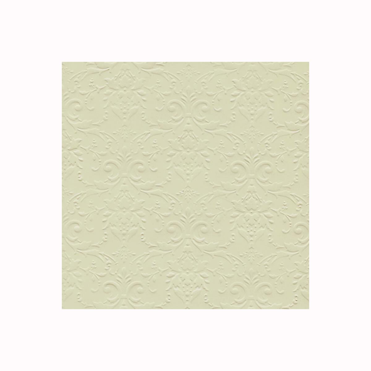 Бумага фактурная Лоза Дамасский узор, цвет: светло-зеленый, 3 листа. 582975582975_БР003-7 светло-зеленый