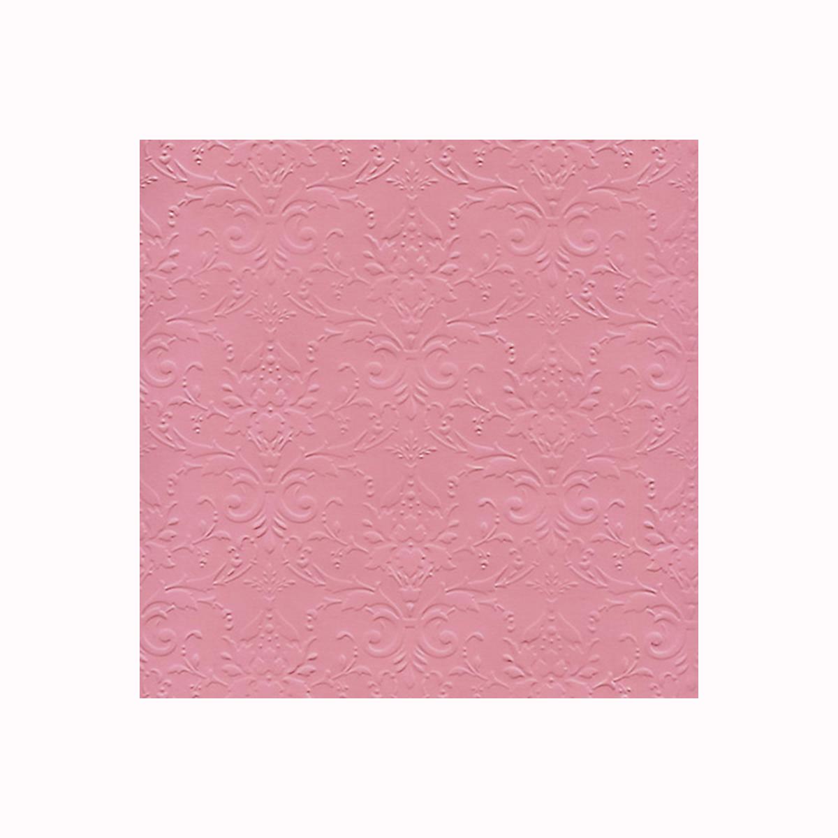 Бумага фактурная Лоза Дамасский узор, цвет: розовый, 3 листа582975_БР003-3 розовыйФактурная бумага для скрапбукинга Лоза Дамасский узор позволит создать красивый альбом, фоторамку или открытку ручной работы, оформить подарок или аппликацию. Набор включает в себя 3 листа из плотной бумаги. Скрапбукинг - это хобби, которое способно приносить массу приятных эмоций не только человеку, который этим занимается, но и его близким, друзьям, родным. Это невероятно увлекательное занятие, которое поможет вам сохранить наиболее памятные и яркие моменты вашей жизни, а также интересно оформить интерьер дома. Плотность бумаги: 200 г/м2.