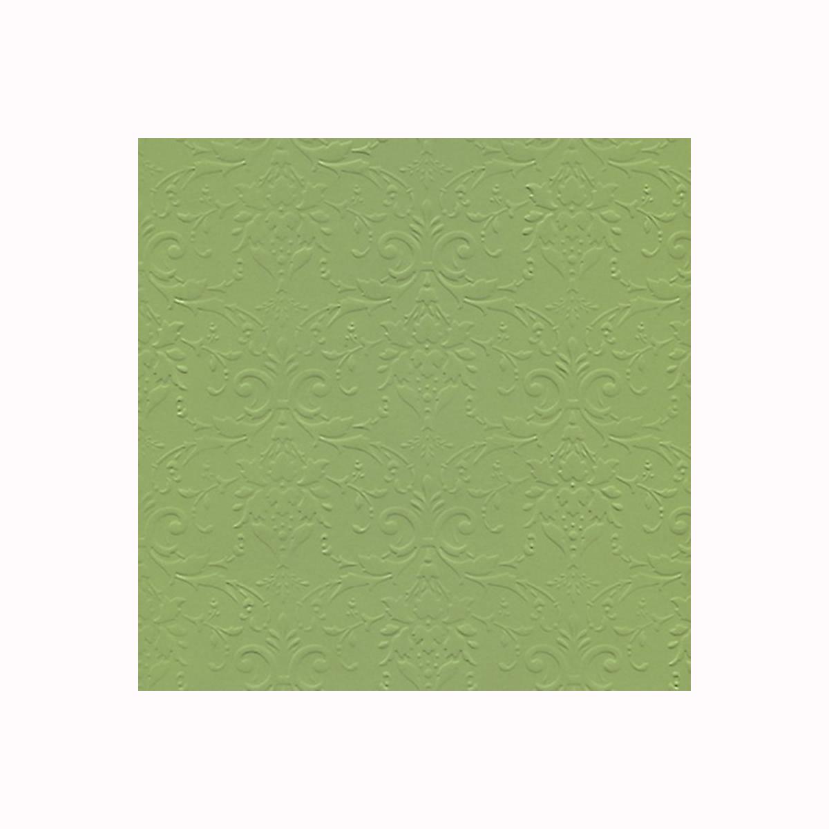 Бумага фактурная Лоза Дамасский узор, цвет: ярко-зеленый, 3 листа09840-20.000.00Фактурная бумага для скрапбукинга Лоза Дамасский узор позволит создать красивый альбом, фоторамку или открытку ручной работы, оформить подарок или аппликацию. Набор включает в себя 3 листа из плотной бумаги.Скрапбукинг - это хобби, которое способно приносить массу приятных эмоций не только человеку, который этим занимается, но и его близким, друзьям, родным. Это невероятно увлекательное занятие, которое поможет вам сохранить наиболее памятные и яркие моменты вашей жизни, а также интересно оформить интерьер дома. Плотность бумаги: 200 г/м2.