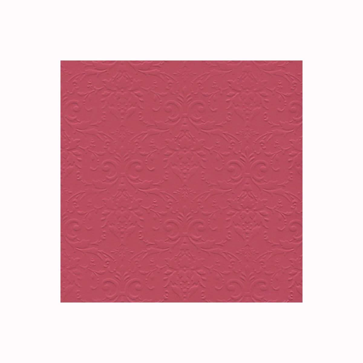 Бумага фактурная Лоза Дамасский узор, цвет: красный, 3 листа582975_БР003-10 красныйФактурная бумага для скрапбукинга Лоза Дамасский узор позволит создать красивый альбом, фоторамку или открытку ручной работы, оформить подарок или аппликацию. Набор включает в себя 3 листа из плотной бумаги. Скрапбукинг - это хобби, которое способно приносить массу приятных эмоций не только человеку, который этим занимается, но и его близким, друзьям, родным. Это невероятно увлекательное занятие, которое поможет вам сохранить наиболее памятные и яркие моменты вашей жизни, а также интересно оформить интерьер дома. Плотность бумаги: 200 г/м2.