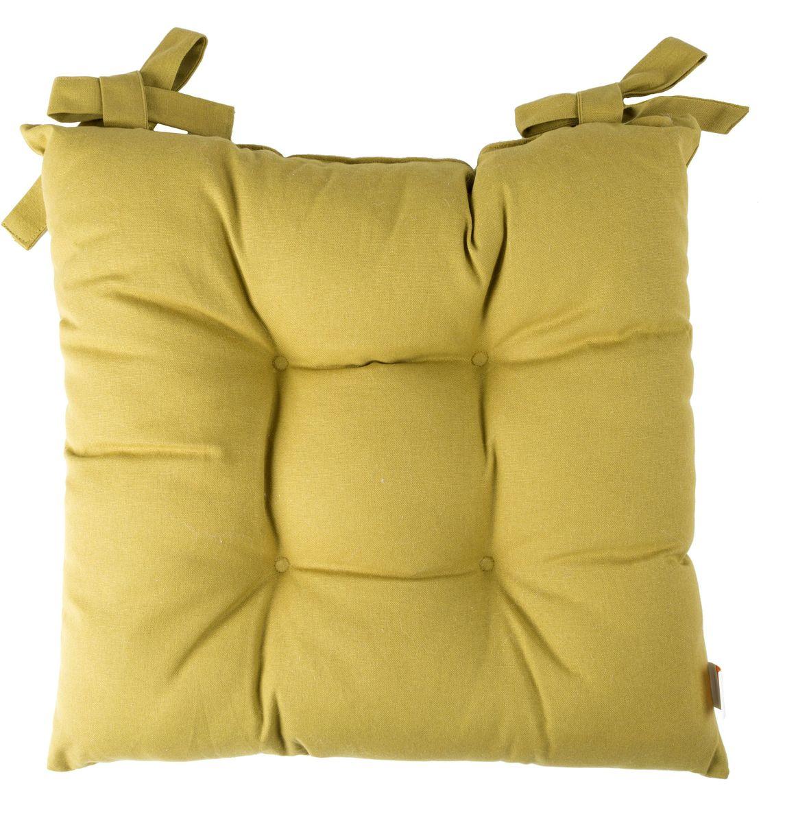 Подушка на стул Daily by Togas Стенли, 45 х 45 см10.01.03.0066СТЕНЛИ Сиденье для стула 45х45, 1 предмет, хлопок.