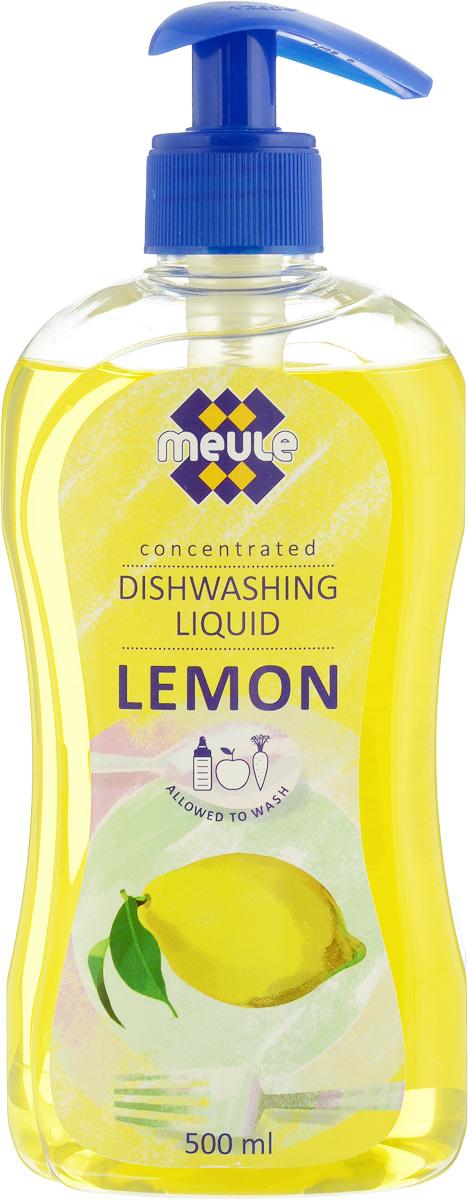 Жидкость для мытья посуды Meule Лимон, концентрат, 500 мл7290104930270Meule Лимон - концентрированное средство для мытья посуды. Густая жидкость отлично пенится и идеально подходит для мытья вручную посуды, в том числе детской, из фарфора, пластика, стекла, металла, а также овощей и фруктов. Имеет нейтральный рН. Содержит экстракт Алое Вера и минералы Мертвого моря. Содержит компоненты, которые оказывают щадящее воздействие на руки, не сушат кожу, не повреждают ногти, не раздражают дыхательные пути. Товар сертифицирован.
