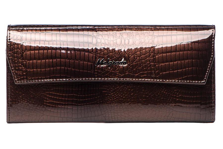 Кошелек женский Malgrado, цвет: коричневый . 75504-0141175504-01411
