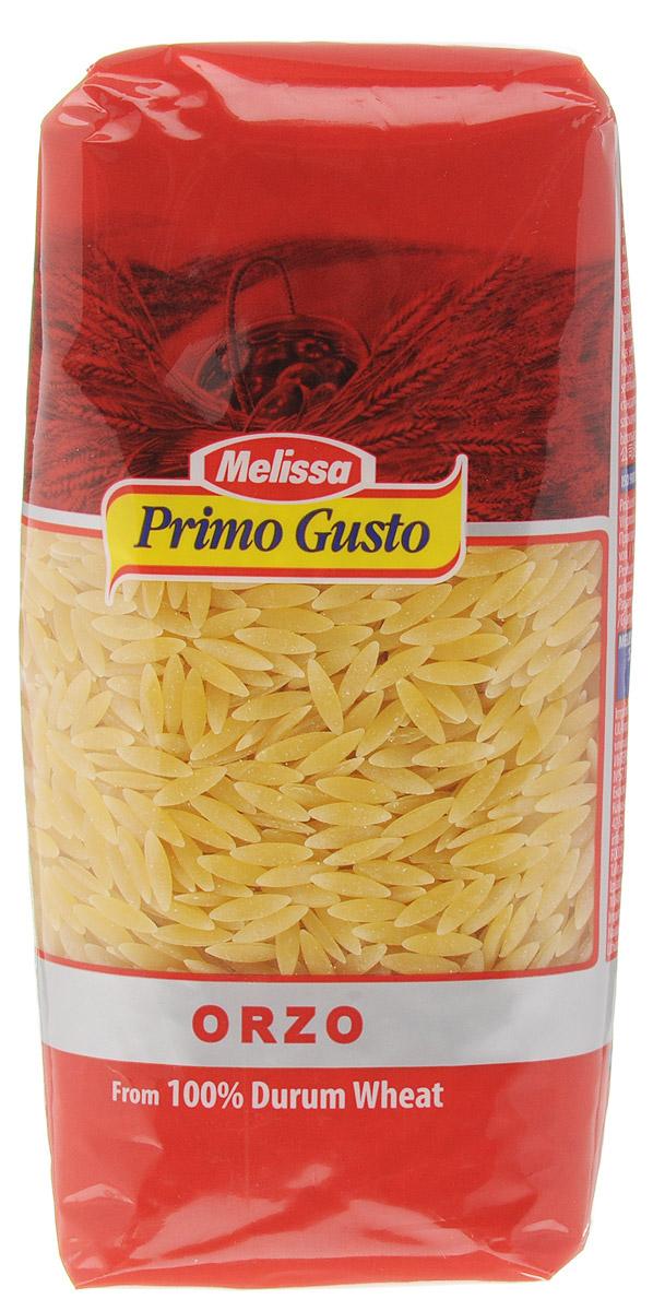 Melissa-Primo Gusto Паста Орцо, 500 г14.0007Этот вид макаронных изделий крайне популярен в Средиземноморской кухне. Пасты Melissa-Primo Gusto изготовлены из муки грубых сортов, что делает макаронные изделия полезными и безопасными для фигуры. Такие макароны можно употреблять даже при строгой диете. Паста имеет светлый оттенок, как в сыром, так и в готовом виде, и сохраняет идеальную текстуру при приготовлении. Паста Melissa-Primo Gusto Орцо - необычные макароны. Внешне они напоминают рисовые зернышки. Паста отлично подходит для приготовления ризотто. Также ее можно добавлять и в овощные салаты, супы и другие блюда.