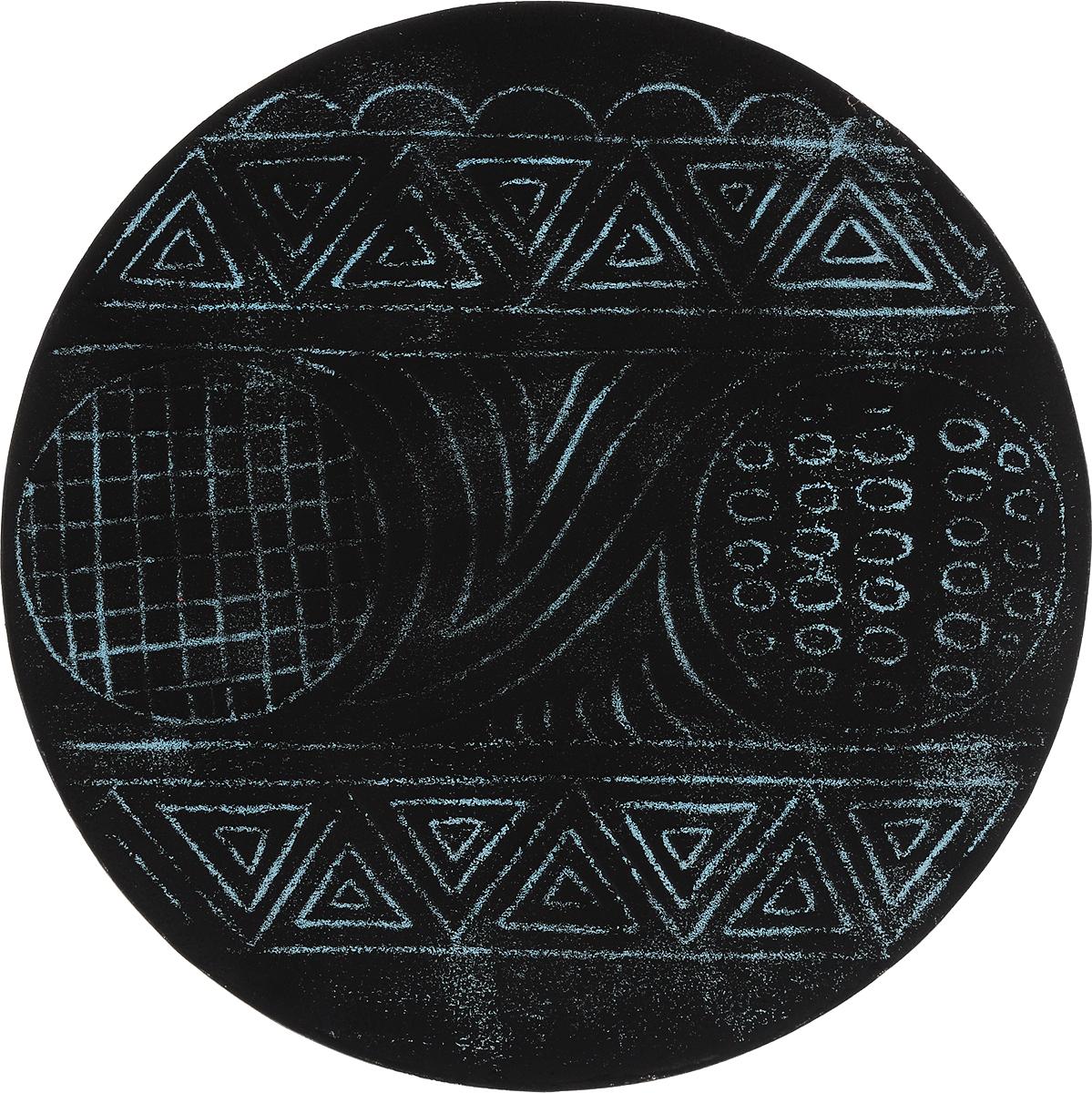 Тарелка декоративная House & Holder, диаметр 22 смFS-91909Тарелка House & Holder выполнена из высококачественной керамики. Тарелка круглой формы украшена оригинальным принтом. Она сочетает в себе оригинальный дизайн с максимальной функциональностью.Диаметр тарелки: 22 см.Высота: 2,2 см.