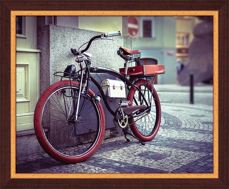 Картина Postermarket Стильный велосипед, 40 х 50 см. PM-4035PM-4035