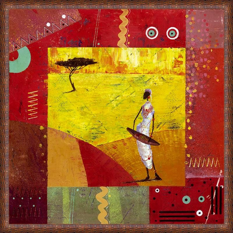Картина Postermarket Африка I, 50 х 50 см. PM-5001PM-5001Картина Postermarket Африка I прекрасно подойдет для декора интерьера различных помещений. Постер, выполненный в технике фотопечать, оформлен багетом коричневого цвета. Картина для интерьера (постер) - это современное и актуальное направление в дизайне помещений. Ее можно использовать для оформления любых помещений (дом, квартира, офис, бар, кафе, ресторан или гостиница). работоспособность. Правильное оформление интерьера создает благоприятный психологический климат, улучшает настроение и мотивирует. Размер картины: 300 x 500 мм.