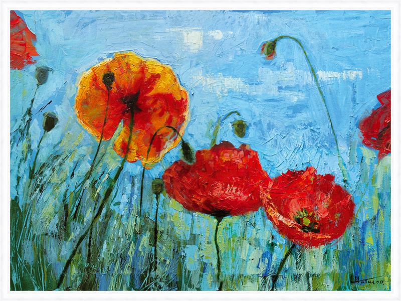 Картина Postermarket Красные маки, 60 х 80 см. PM-6005PM-6005