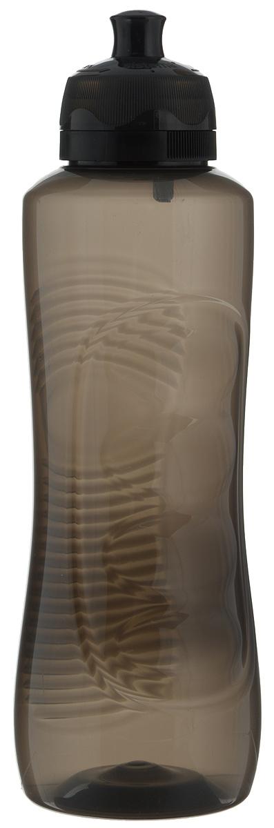 Бутылка для воды Sistema Twist n Sip, цвет: черный, 800 мл850_черныйСтильная бутылка для воды Sistema Twist n Sip, изготовленная из пластика, оснащена крышкой, которая плотно и герметично закрывается. Широкое отверстие позволяет удобно наливать жидкость и добавлять лед. Бутылка оснащена просто открывающимся и, в то же время надежным защитным клапаном. Подходит для велосипедных держателей.