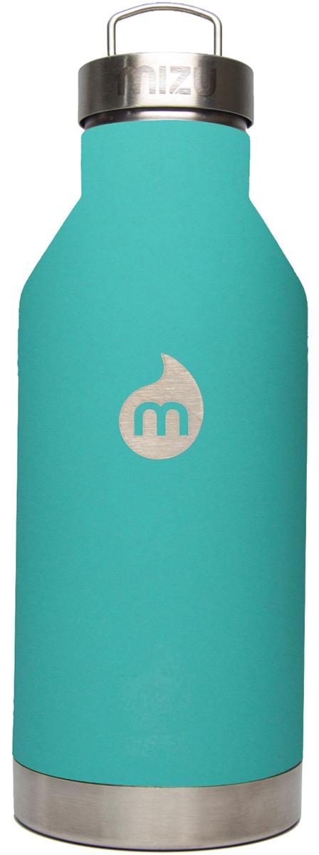 Термобутылка для жидкостей Mizu V6, цвет: ментоловый, 600 млV06AMZASMAБутылка термос из пищевой нержавеющей стали для тех, кто заботится об окружающей среде и своем здоровье. Объем: 600 мл. Диаметр: 7, 5 см. Обхват: 25, 2 см. Высота (с крышкой): 21, 5 см. Нержавеющая крышка из стали с кольцом Сохраняет горячее до 12 часов и холодное до 18 часов. Сохраняет температуру .Не содержит вредного BPA .Многоразовое использование. Материал: пищевая нержавеющая сталь сорта 18/8.