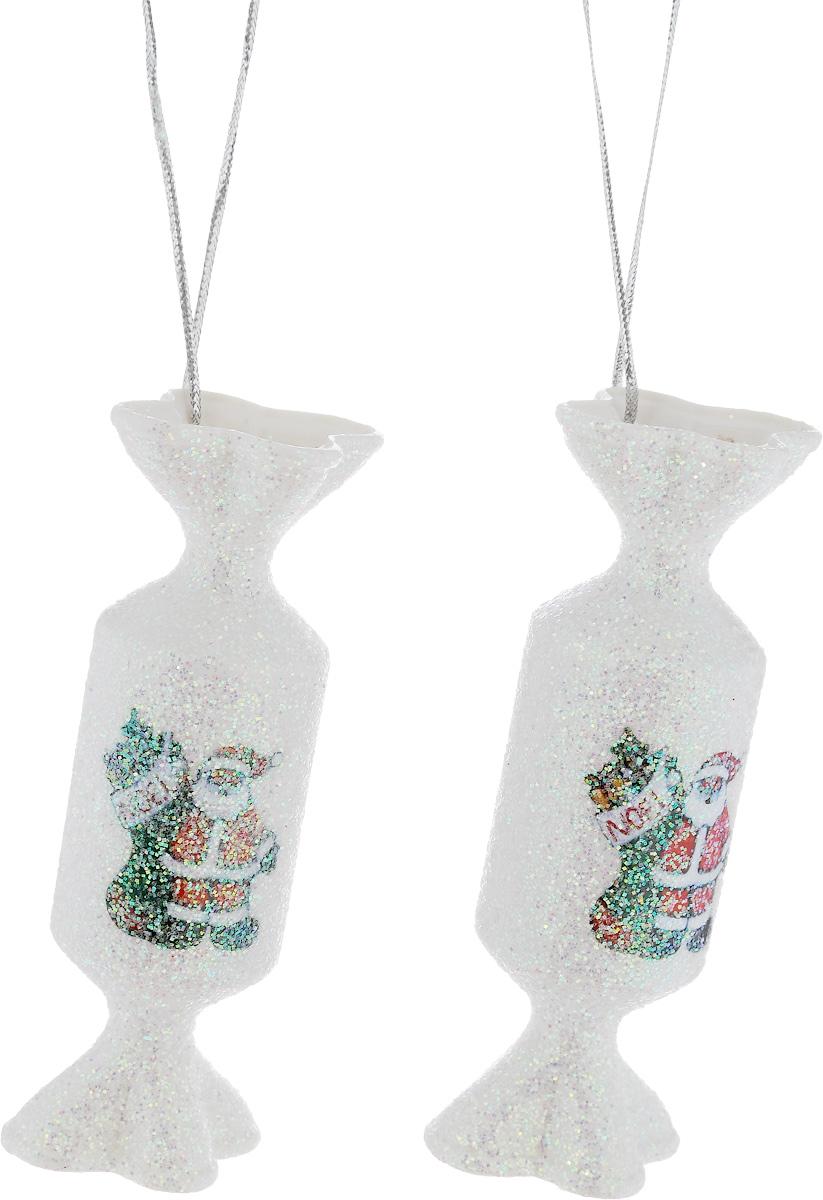 Набор новогодних подвесных украшений House & Holder Дед Мороз, 2 штNLED-444-7W-BKНабор новогодних подвесных украшений House & Holder Дед Мороз выполнен из пластмассы. С помощью специальной петельки украшения можно повесить в любом понравившемся вам месте. Но, конечно, удачнее всего оно будет смотреться на праздничной елке.Елочная игрушка - символ Нового года. Она несет в себе волшебство и красоту праздника. Создайте в своем доме атмосферу веселья и радости, украшая новогоднюю елку нарядными игрушками, которые будут из года в год накапливать теплоту воспоминаний.Размер: 3,5 х 3,5 х 9,5 см.Комплектация: 2 шт.