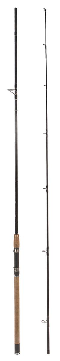 Удилище спиннинговое Daiwa Crossfire, штекерное, 3 м, 40-100 г54174Удилище спиннинговое Daiwa Crossfire убедительно во всех своих характеристиках. Изделие идеально сбалансировано и, благодаря своему жесткому строю, прекрасно подходит для ловли на мягкие приманки. Бланк премиум качества из плетеного графитового волокна демонстрирует великолепное соотношение цены и качества. Удилище оснащено кольцами из оксида титана, пробковой рукояткой, чувствительным бланком из графитового волокна.