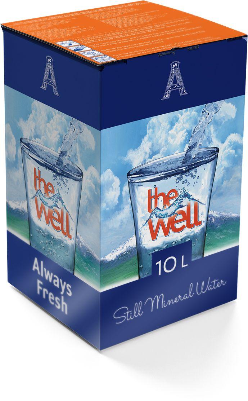 """Well Still BIB вода негазированная минеральная столовая природная, 10 л4850006310834Минеральная природная питьевая столовая негазированная. Эффект: употребление воды """"Well Still BIB"""" поможет привести в норму водно- минеральный обмен организма, стимулирует систему пищеварения, благодаря сбалансированному природному минеральному составу."""