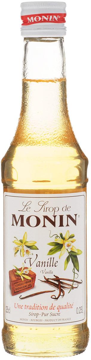 Monin Ваниль сироп, 0.25 лSMONN0-0000104Чтобы создать лучший ванильный сироп в мире, вы должны начать с лучшего ванильного экстракта в мире. На протяжении более 90 лет, Monin использовал премиальный экстракт ванили из Мадагаскара. Этот чистый экстракт дает сиропу Monin Ваниль превосходный вкус, что делает разницу в рецептах. Принесет округлость к кофе, десертным напиткам, молочным коктейлям, алкогольным или безалкогольным коктейлям. Сиропы Monin выпускает одноименная французская марка, которая известна как лидирующий производитель алкогольных и безалкогольных сиропов в мире. В 1912 году во французском городке Бурже девятнадцатилетний предприниматель Джордж Монин основал собственную компанию, которая специализировалась на производстве вин, ликеров и сиропов. Место для завода было выбрано не случайно: город Бурже находился в непосредственной близости от крупных сельскохозяйственных районов - главных поставщиков свежих ягод и фруктов. Производство сиропов стало ключевым направлением...