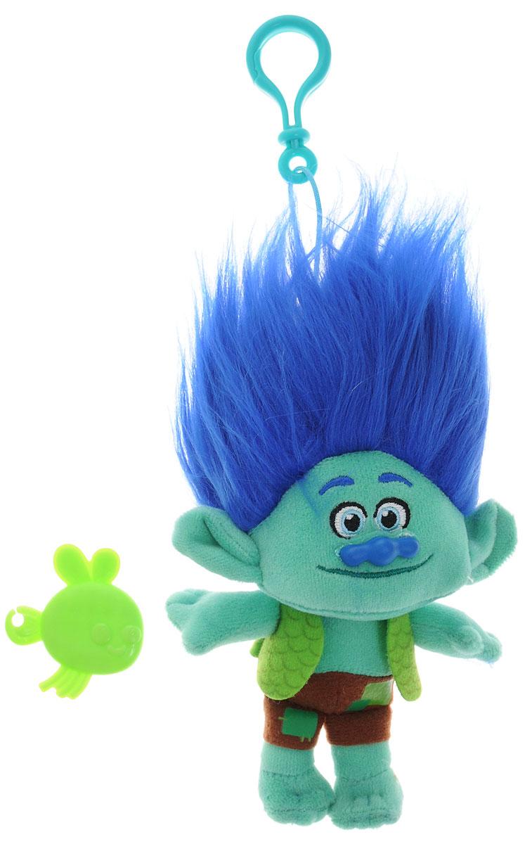 Zuru Брелок Тролль Branch цвет зеленый синий 6202 6202_зеленый, синий