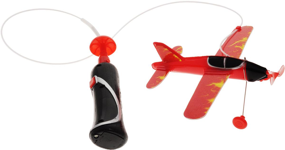 ABtoys Самолет с пусковым устройством