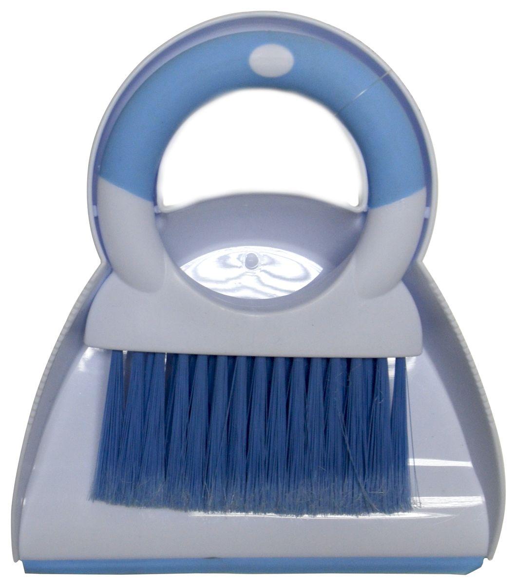 Набор для уборки Коллекция: щетка-сметка, совок. ATP-2ATP-2Набор для уборки: щетка-сметка и совок