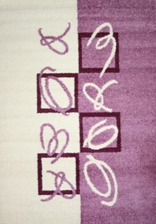 Ковер Oriental Weavers Транс, цвет: розовый, 80 х 140 см. 14676 ковер oriental weavers варшава цвет светло коричневый 80 х 140 см 16848