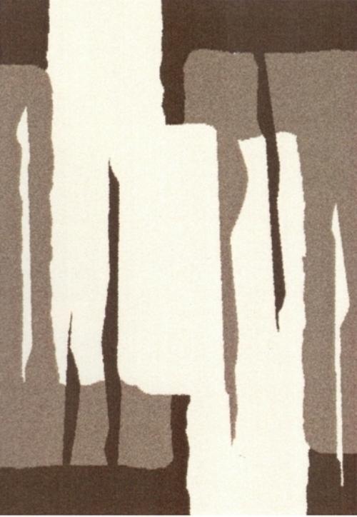Ковер Oriental Weavers Варшава, цвет: светло-коричневый, 80 х 140 см. 1684816848Ковры из высококачественного полипропилена с технологией ручной рельефной стрижки выдержаны в классических бело-коричневых тонах. Подойдут для спальни, детской и гостиной.