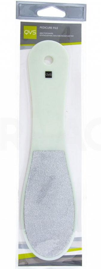 QVS Шлифовальная пилка для педикюра PEDICURE FILE10-1171_светло-зеленый