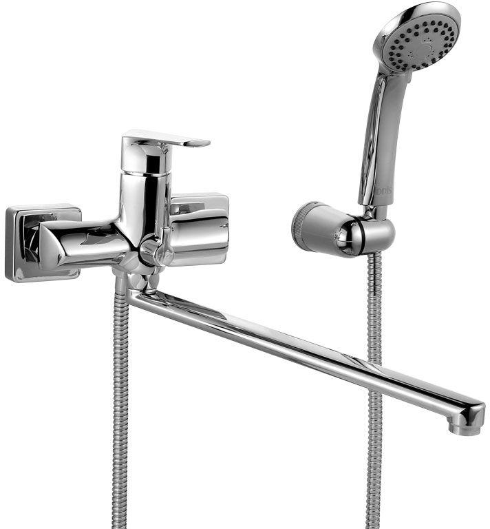 Смеситель для ванны Iddis Harizma, с длинным изливом, с керамическим дивертором, цвет: хром. HARSBL2i10HARSBL2i10Смеситель для ванны IDDIS изготовлен из высококачественной первичной латуни, прочной, безопасной и стойкой к коррозии. Инновационные технологии литья и обработки латуни, а также увеличенная толщина стенок смесителя обеспечивают его стойкость к перепадам давления и температур. Увеличенное никель-хромовое покрытие полностью соответствует европейским стандартам качества, обеспечивает его стойкость и зеркальный блеск в течение всего срока службы изделия. Благодаря гладкой внутренней поверхности смесителя, рассекателям в водозапорных механизмах и аэратору он имеет минимальный уровень шума. Смеситель оборудован керамическим дивертором, чей сверхнадежный механизм обеспечивает плавное и мягкое переключение с излива на душ, а также непревзойденную надежность при любом давлении воды. Смеситель оборудован картриджем Kerox со специальной встроенной системой шумопоглощения, который обеспечивает долгий срок службы смесителя. Съемный пластиковый аэратор Neoperl гарантирует...