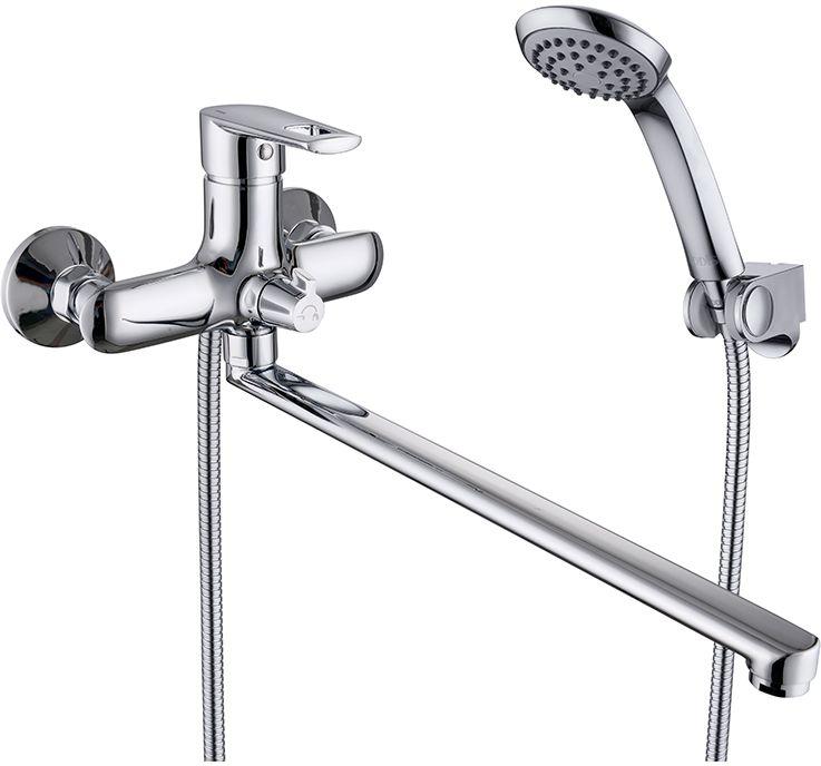 Смеситель для ванны Iddis Runo, с длинным изливом, с керамическим дивертором, цвет: хром. RUNSBL2i10RUNSBL2i10Смеситель для ванны IDDIS изготовлен из высококачественной первичной латуни, прочной, безопасной и стойкой к коррозии. Инновационные технологии литья и обработки латуни, а также увеличенная толщина стенок смесителя обеспечивают его стойкость к перепадам давления и температур. Увеличенное никель-хромовое покрытие полностью соответствует европейским стандартам качества, обеспечивает его стойкость и зеркальный блеск в течение всего срока службы изделия. Благодаря гладкой внутренней поверхности смесителя, рассекателям в водозапорных механизмах и аэратору он имеет минимальный уровень шума. Смеситель оборудован керамическим дивертором, чей сверхнадежный механизм обеспечивает плавное и мягкое переключение с излива на душ, а также непревзойденную надежность при любом давлении воды. Картридж Softap обеспечивает особую плавность хода ручки смесителя – для точной регулировки температуры и напора воды. Аэратор легко извлекается из смесителя с помощью монетки, упрощая его...