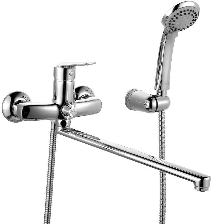 Смеситель для ванны Iddis Torr, с длинным изливом, с керамическим дивертором, цвет: хром. TORSBL2i10TORSBL2i10Смеситель для ванны IDDIS изготовлен из высококачественной первичной латуни, прочной, безопасной и стойкой к коррозии. Инновационные технологии литья и обработки латуни, а также увеличенная толщина стенок смесителя обеспечивают его стойкость к перепадам давления и температур. Увеличенное никель-хромовое покрытие полностью соответствует европейским стандартам качества, обеспечивает его стойкость и зеркальный блеск в течение всего срока службы изделия. Благодаря гладкой внутренней поверхности смесителя, рассекателям в водозапорных механизмах и аэратору он имеет минимальный уровень шума. Смеситель оборудован керамическим дивертором, чей сверхнадежный механизм обеспечивает плавное и мягкое переключение с излива на душ, а также непревзойденную надежность при любом давлении воды. Картридж Softap обеспечивает особую плавность хода ручки смесителя – для точной регулировки температуры и напора воды. Съемный пластиковый аэратор Neoperl гарантирует ровный и мягкий поток...