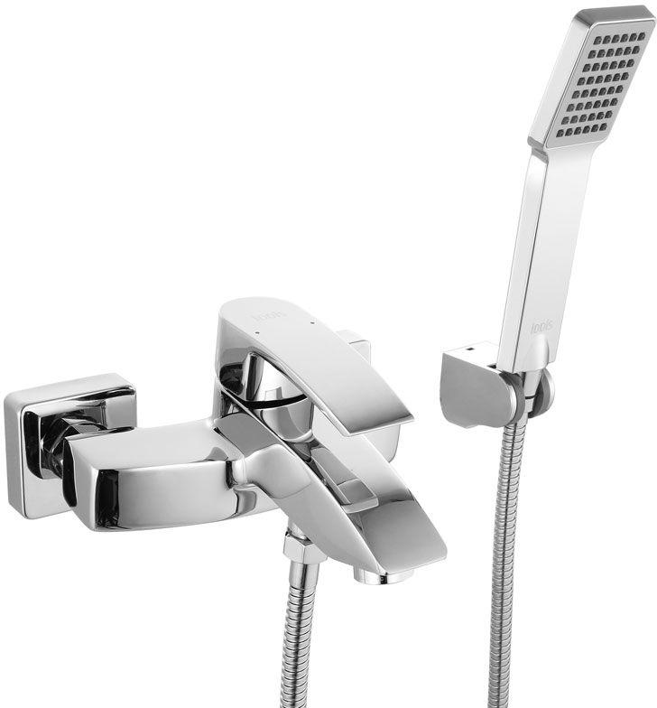 Смеситель для ванны Iddis Vane, с коротким изливом, цвет: хром68/5/3Смеситель для ванны Iddis Vane изготовлен из высококачественной первичной латуни, прочной, безопасной и стойкой к коррозии. Инновационные технологии литья и обработки латуни, а также увеличенная толщина стенок смесителя обеспечивают его стойкость к перепадам давления и температур. Увеличенное никель-хромовое покрытие полностью соответствует европейским стандартам качества, обеспечивает его стойкость и зеркальный блеск в течение всего срока службы изделия. Благодаря гладкой внутренней поверхности смесителя, рассекателям в водозапорных механизмах и аэратору он имеет минимальный уровень шума.Ручная фиксация дивертора позволяет комфортно принимать душ даже при низком давлении воды. Смеситель оборудован картриджем Kerox со специальной встроенной системой шумопоглощения, который обеспечивает долгий срок службы смесителя.Съемный пластиковый аэратор Neoperl гарантирует ровный и мягкий поток воды без брызг. Встроенный ограничитель потока оптимизирует расход воды без потери комфорта при использовании.В комплекте: лейка и шланг из нержавеющей стали длиной 1,5 м с защитой от перекручивания. Гарантия на смесители Iddis - 10 лет. Гарантия на лейку и шланг составляет 3 года.