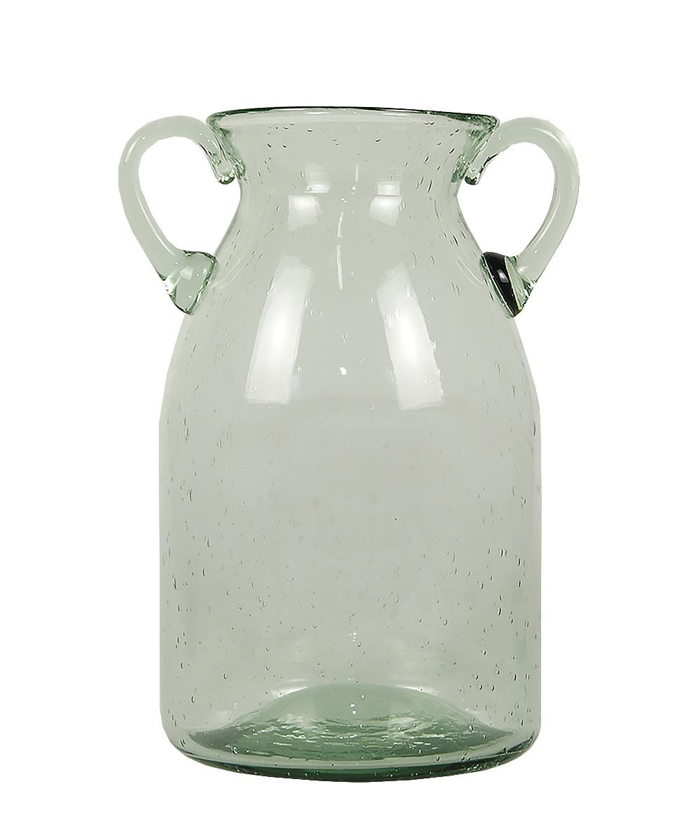Ваза Этажерка Oliver, цвет: зеленый, прозрачный, высота 25 смHL191625GВаза Этажерка Oliver выполнена из высококачественного стекла и имеет изысканный внешний вид. Такая ваза станет идеальным украшением интерьера и прекрасным подарком к любому случаю. Высота вазы: 25 см.