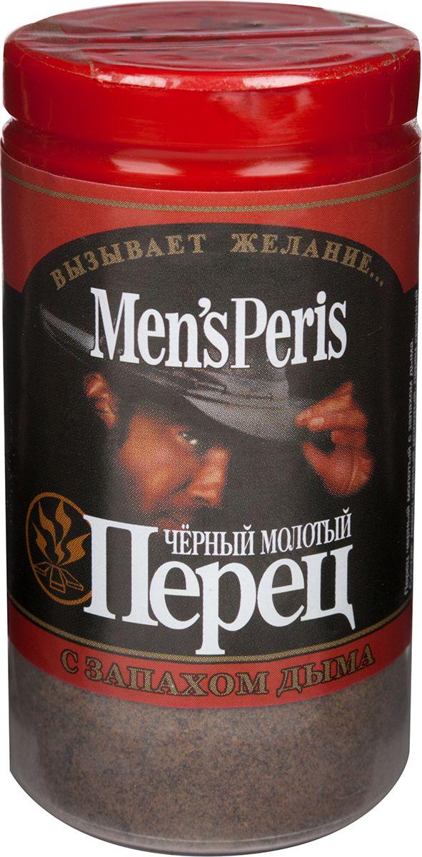 Men'sPeris перец черный молотый с запахом дыма, 35 г0120710Черный перец молотый MensPeris придаст блюдам не только аппетитный острый вкус, но и соблазнительный аромат дыма.
