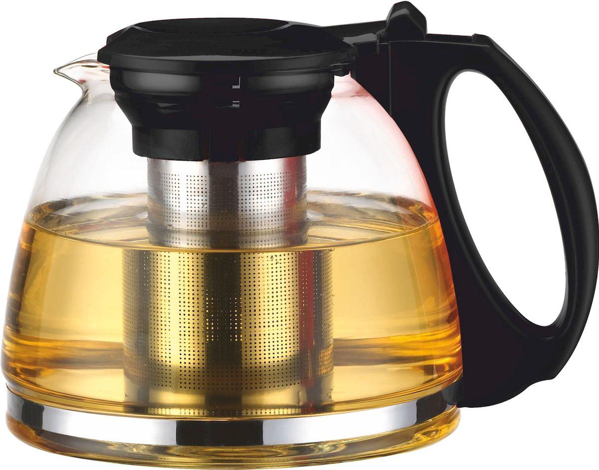 Заварочный чайник Calve, 1,1 лCL-7003Объем 1100 мл Элегантный и практичный дизайн Идеально подходит для заваривания чая и трав Высококачественное жаростойкое стекло Разборная конструкция для удобства ухода Пластиковые части корпуса из пищевого пластика Фильтр из нержавеющей стали удерживает чаинки от попадания в чашки Жаропрочность стекла до 100° Советы по уходу и использованию: Чайник не предназначен для нагрева на плите или на открытом огне Не рекомендуется мыть чайник в посудомоечной машине Если на стекле появились трещины, прекратите использование чайника Не ставьте горячий чайник на холодную поверхность, используйте подставку под горячее