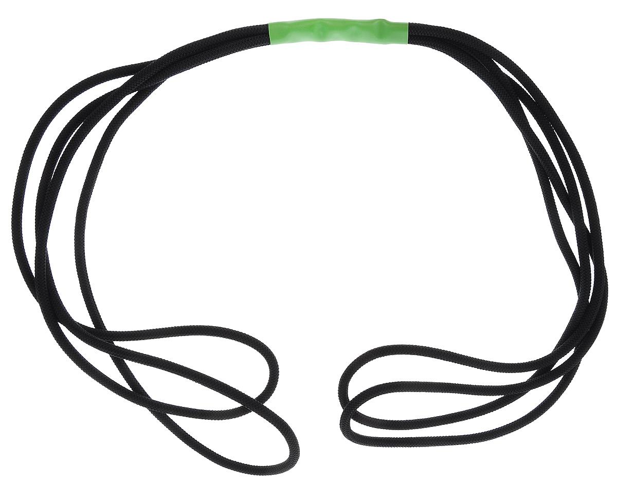 """Эспандер Start Up """"Грация"""", цвет: зеленый, черный, длина 1 м 4607135308177_зеленый, черный"""